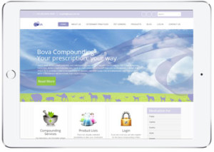 Custom ecommerce website for Bova, Caringbah