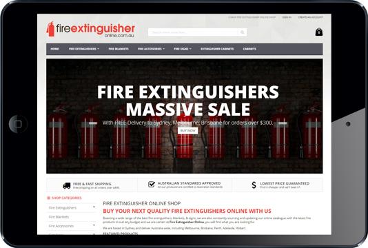 Buy fire extinguisher online