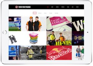 Website design 1800FORPROMO, Miranda, Sydney